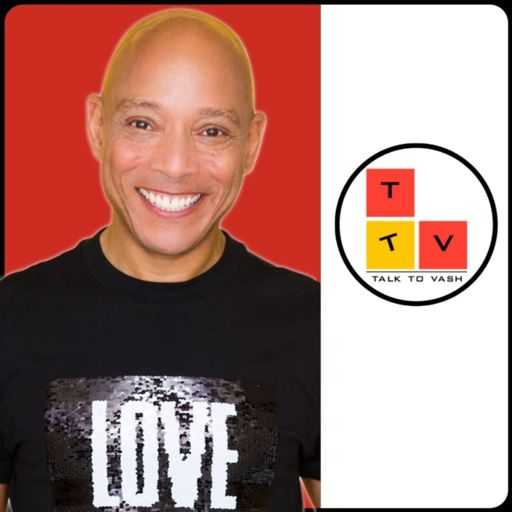Cover art for podcast TTV - Talk To Vash