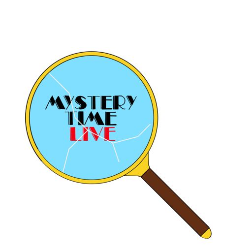 Cover art for podcast Mystery Time Live