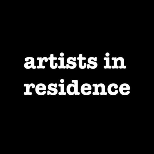 Cover art for podcast artists in residence