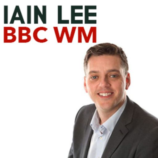 Cover art for podcast Iain Lee on BBC WM Full Shows