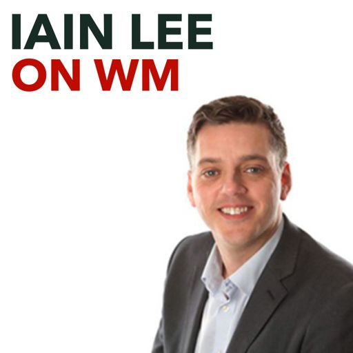 Cover art for podcast Iain Lee on WM Full Shows