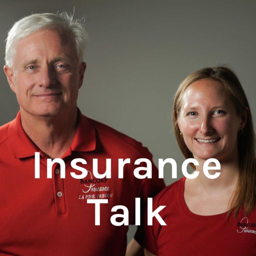 Cover art for podcast Insurance Talk