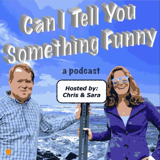 Cover art for podcast Can I Tell You Something Funny
