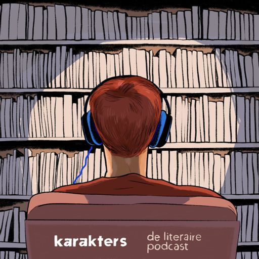 Cover art for podcast Karakters: de literaire podcast