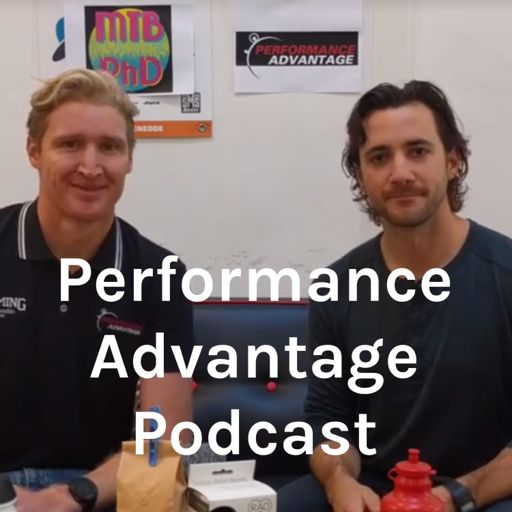 Cover art for podcast Performance Advantage Podcast
