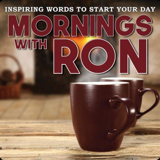 Cover art for podcast MORNINGS WITH RON