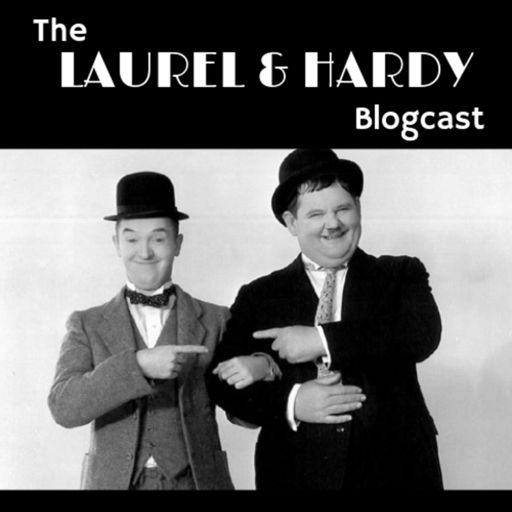 Cover art for podcast The Laurel & Hardy Blogcast