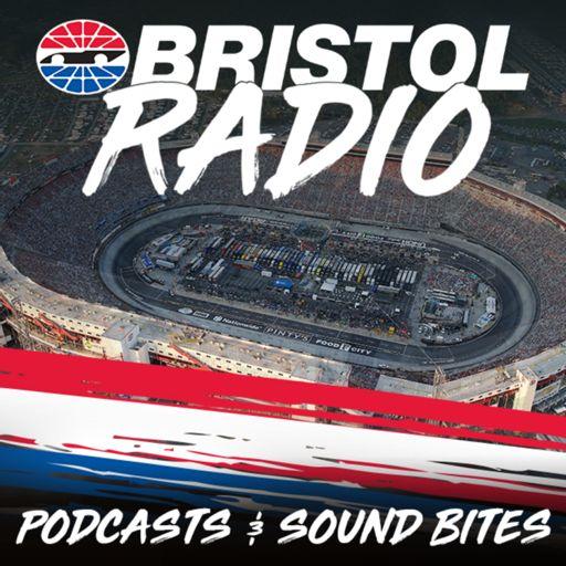 Cover art for podcast Bristol Motor Speedway Radio