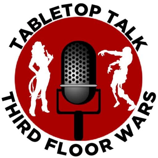 Cover art for podcast TABLETOP TALK - Third Floor Wars