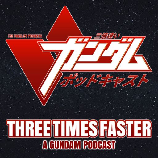 Cover art for podcast Three Times Faster
