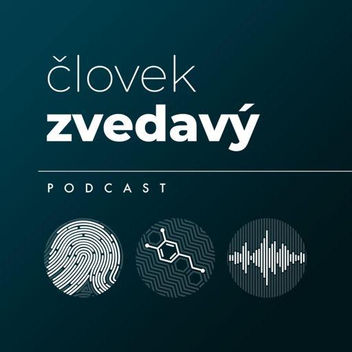 Cover art for podcast Človek Zvedavý