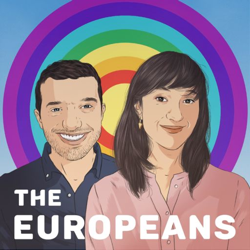 Cover art for podcast The Europeans