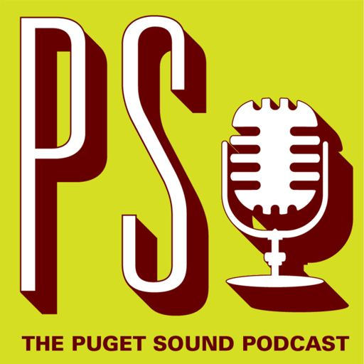 Cover art for podcast PS: The Puget Sound Podcast