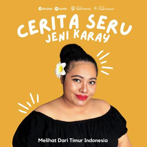 Cover art for podcast Cerita Seru Jeni Karay