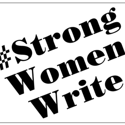 Cover art for podcast #StrongWomenWrite