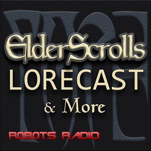 Cover art for podcast Elder Scrolls Lorecast: Lore, ESO, & More
