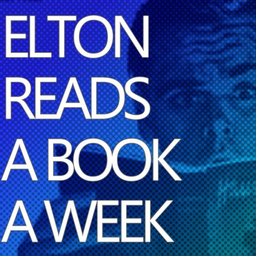 Cover art for podcast Elton Reads A Book A Week