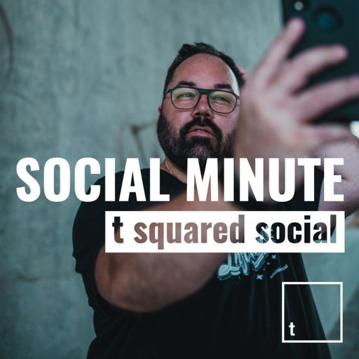 Cover art for podcast Social Minute