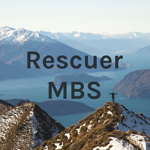 Cover art for podcast Rescuer MBS - Know your limits. Improve your performance.