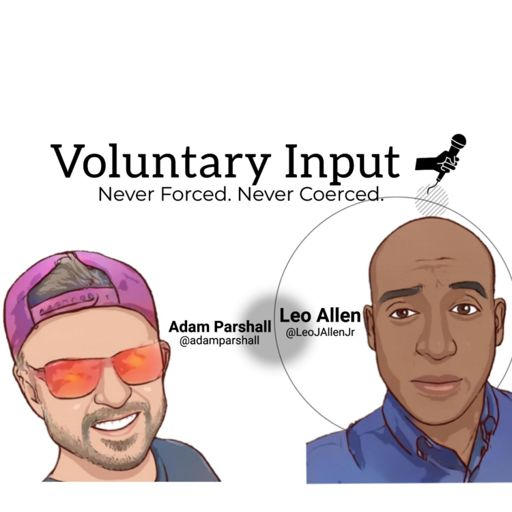 Cover art for podcast Voluntary Input