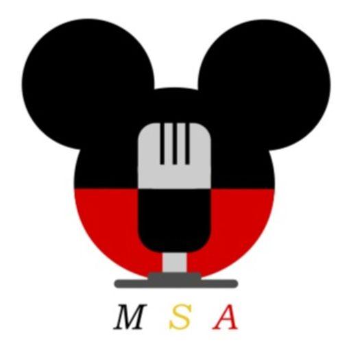 Cover art for podcast Main Street Actu - Podcast Disney