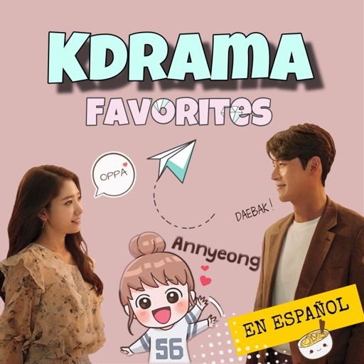 Cover art for podcast KDrama Favorites