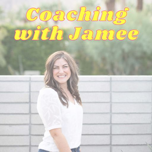 Cover art for podcast Coaching with Jamee