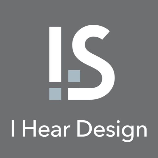 Cover art for podcast I Hear Design: the i+s podcast