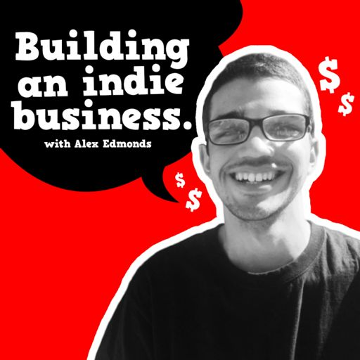Cover art for podcast Building an Indie Business