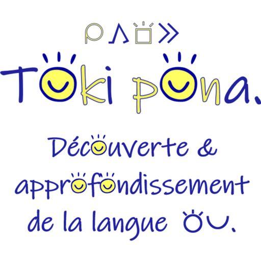 Cover art for podcast Toki pona facile : découvrir, apprendre et approfondir la plus concise des langues construites