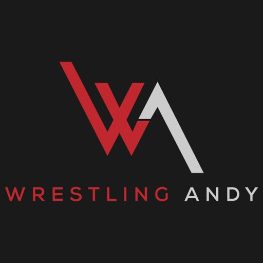 Cover art for podcast Wrestling Andy