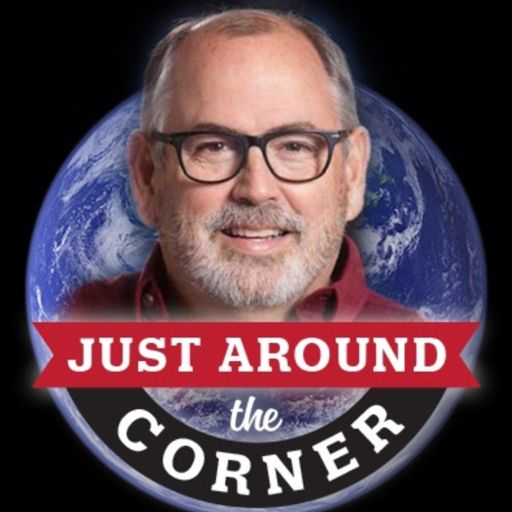 Cover art for podcast Just Around The Corner – Dennis Mansfield