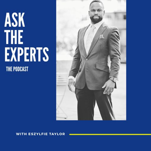 Cover art for podcast Ask The Experts