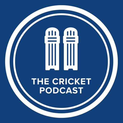 Cover art for podcast The Cricket Podcast