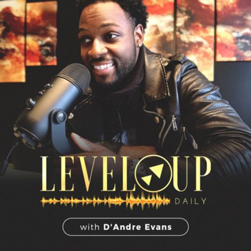 Cover art for podcast LevelUpDaily