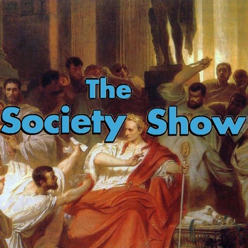 Cover art for podcast The Society Show with Christian Patterson