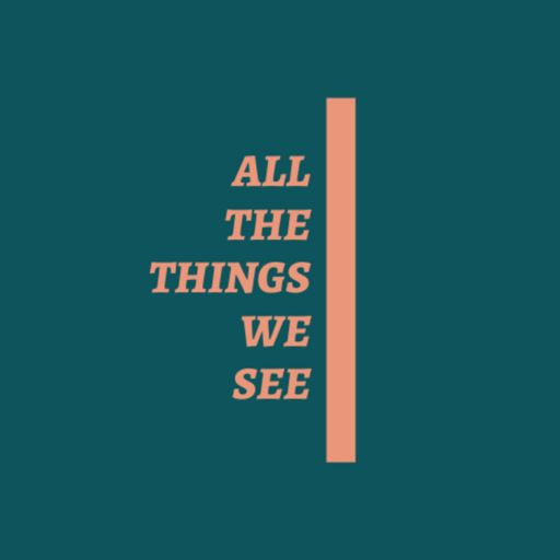 Cover art for podcast All The Things We See