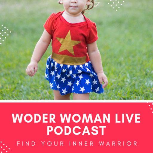 Cover art for podcast 🦸🏻♀️Wonder Women Live🦄🌈