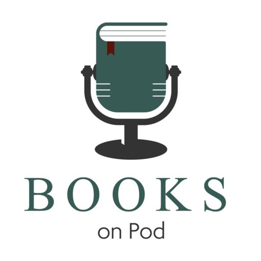 Cover art for podcast Books on Pod with Trey Elling