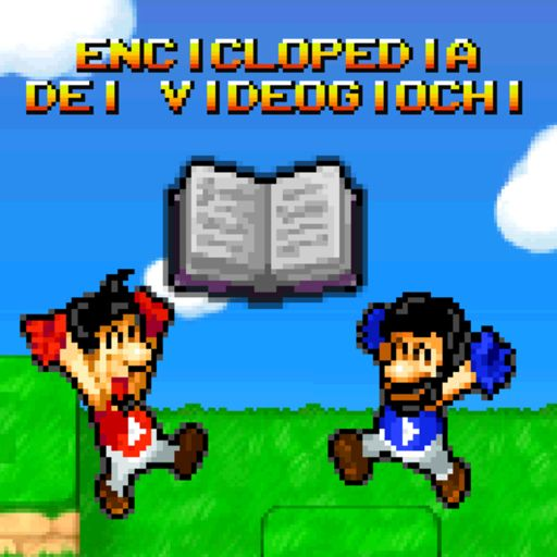 Cover art for podcast Enciclopedia dei Videogiochi