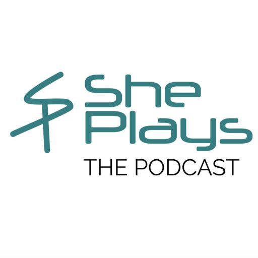 Cover art for podcast She Plays