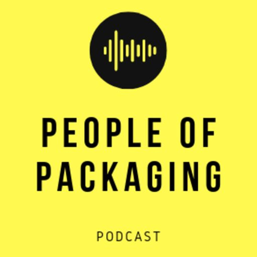 Cover art for podcast People of Packaging Podcast