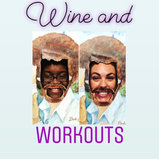 Cover art for podcast Wine and Workouts