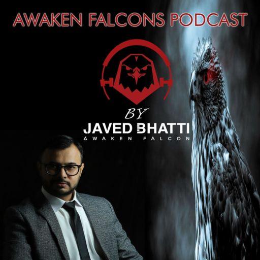Cover art for podcast Awaken Falcons Podcast