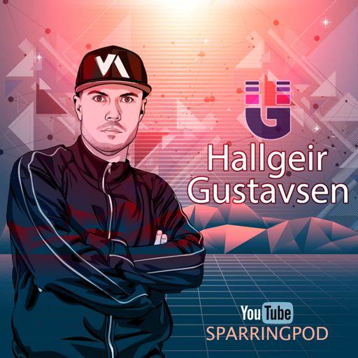 Cover art for podcast Sparringpod – a kon-ver-sey-shun