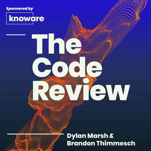 Cover art for podcast The Code Review