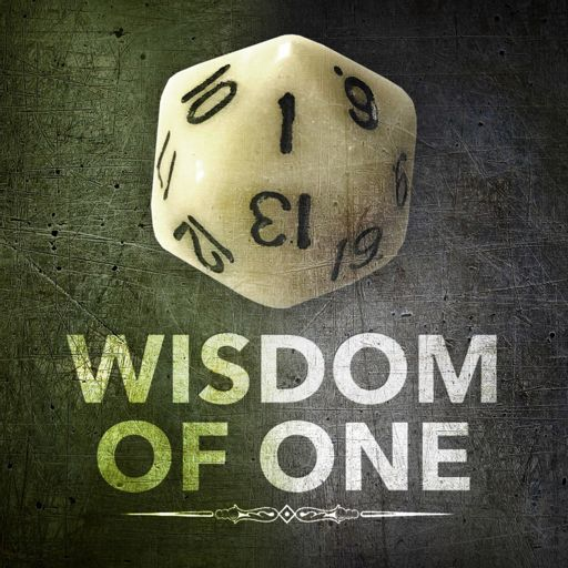 Cover art for podcast Wisdom of One