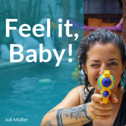 Cover art for podcast Feel it, Baby!