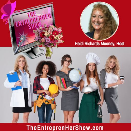Cover art for podcast The EntreprenHer Show from Women in Ecommerce
