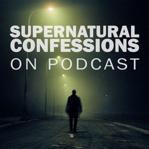 Cover art for podcast Supernatural Confessions
